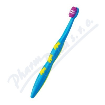 Elmex zubní kartáček dětský cvičný (0-3)+vzorek ZP