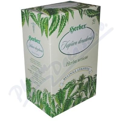HERBEX Kopřiva dvoudomá čaj sypaný 50g