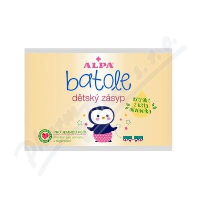 Batole dětský zásyp s extr.olivovníku sáček 100g