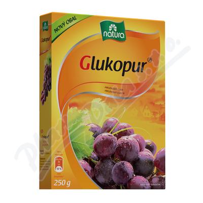 Glukopur hroznový cukr plv.250g