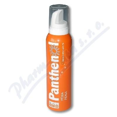 Panthenol pěna 6% 150ml Dr.Müller