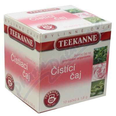 TEEKANNE Čistící čaj n.s.10x1.6g