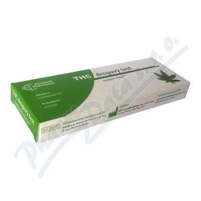 Drogový test THC Instant-View 1 ks