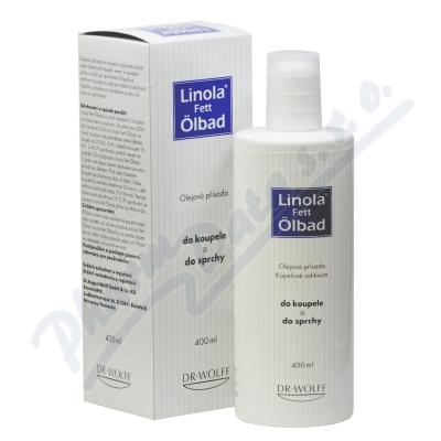 Linola Fett Ölbad drm.adt.bal.1x400ml
