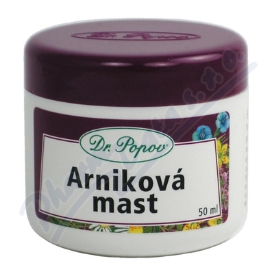 Dr.Popov Arniková mast 50ml