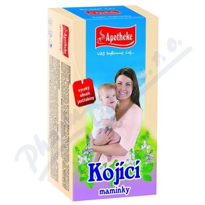 Apotheke Pro kojící maminky čaj 20x1.5g