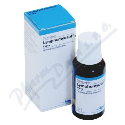 Lymphomyosot Heel gtt.1x30ml