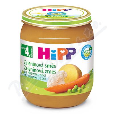 HiPP ZELENINA BIO Zeleninová směs 125g