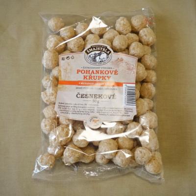 Křupky pohankové česnekové 50g