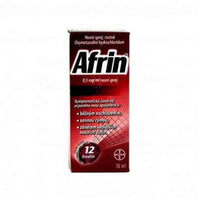 Afrin 0.5mg/ml nas.spr.sol.1x15ml/7.5mg