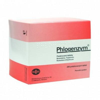 Phlogenzym 200 tbl.flm. Triplex