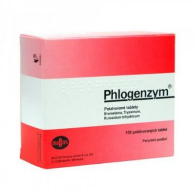 Phlogenzym 40 tbl.flm. Triplex
