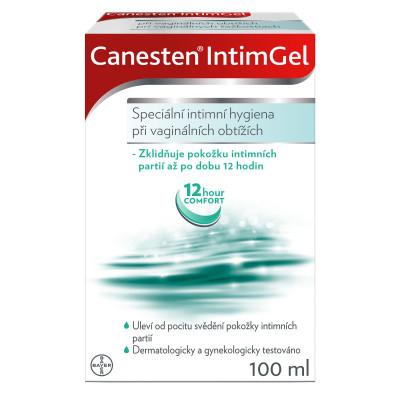Canesten IntimGel pro speciální intimní hygienu při vaginálních obtížích