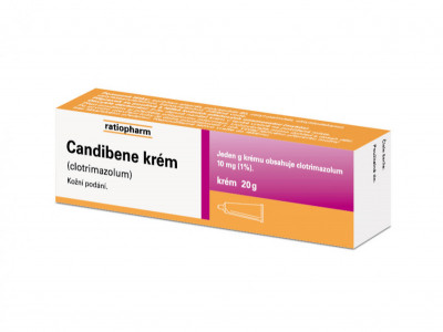 Candibene, krém, 20 g