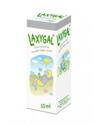 Laxygal; 7,5mg/ml, perorální kapky, roztok,10 ml