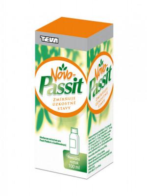 NOVO-PASSIT, 77,5mg/ml+ 40mg/ml, perorální roztok, 100ml