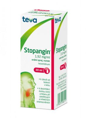 STOPANGIN, 1,92mg/ml,sprej, 30ml