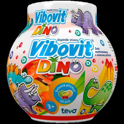 Vibovit Dino želé multivitaminy 50 ks
