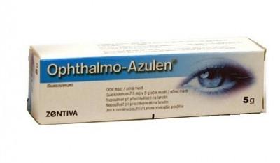 Ophthalmo-Azulen 1,5 mg/g, oční mast, 5 g