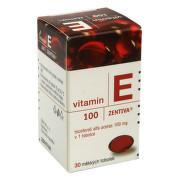 Vitamin E Zentiva 100 mg, měkké tobolky, 30 ks