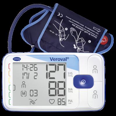 VEROVAL Tonometr/  pažní tlakoměr - digitální