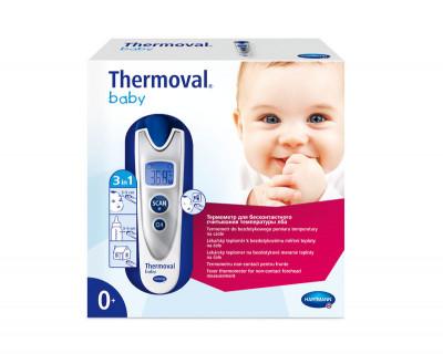 THERMOVAL Teploměr Baby bezdotykový infračervený