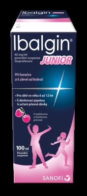 Ibalgin Junior 40mg/ml por.sus.1x100ml