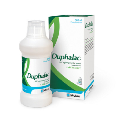 Duphalac 667g/l por.sol.1x500ml IV