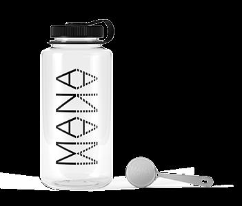 Mana Starter Kit lahev s odměrkou 1000ml
