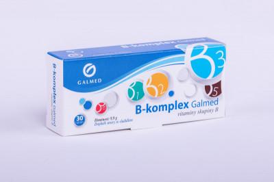 B-komplex Galmed tbl.30