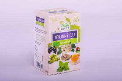 Herbofit Bylinný čaj Respirační Galmed  20x1.5g
