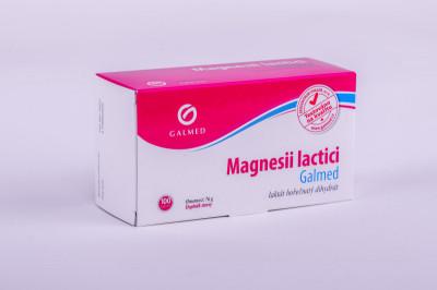 Magnesii lactici Galmed tbl 100x0,5g