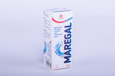 Maregal nosní sprej 30 ml Galmed