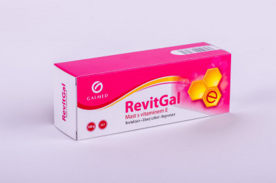 RevitGal mast s vitaminem E 100g Galmed