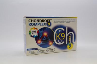 Chondrofit KOMPLEX 9 Galmed tbl 180