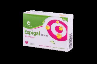 Espigal 80 mg Galmed 50 kapslí