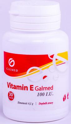 Vitamin E 100mg tob.30 Galmed