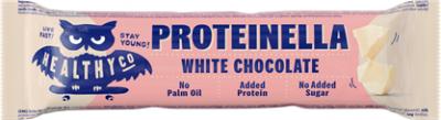 HealthyCo Proteinella bar 35g - bílá čokoláda